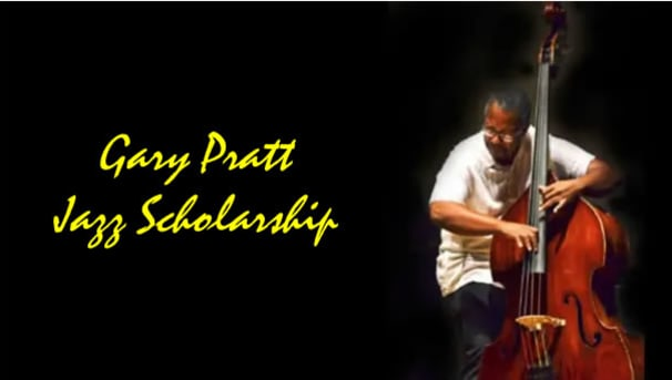 Gary Pratt Jazz Scholarship Image