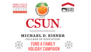Fund a Family Holiday Campaign