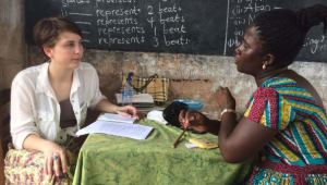 Help 40 Columbia Nursing students practice globally