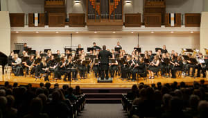 Dordt University Wind Symphony Album Project