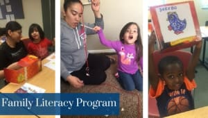 Family Literacy Program - Day of Giving