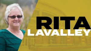 Elevating the Rita LaValley Campus Rec Student Support Fund