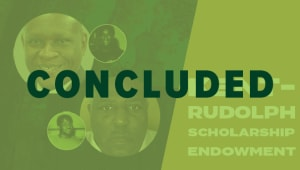 The Kent-Rudolph Scholarship To Honor Multicultural Students