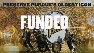 Preserve Purdue's Oldest Icon