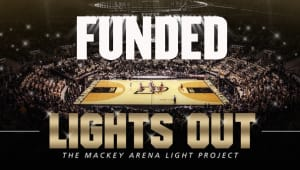 Mackey Lights Out Campaign