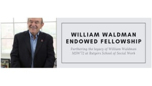 William Waldman Endowed Fellowship