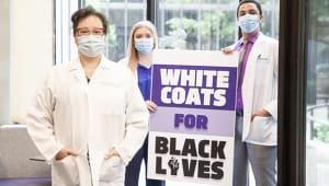 SIU White Coats 4 Black Lives Scholarship