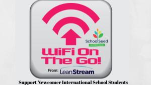 Newcomer International School Wi Fi Hotspot Needs