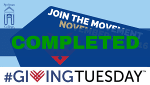#GivingTuesday: Join the Movement for Generosity!