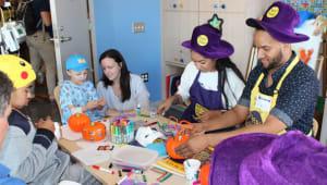 Rebecca's Mattel Youth Ambassador Project