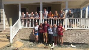 UMass Habitat for Humanity Service Trip '17