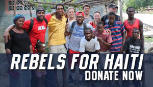 Rebels for Haiti 2016