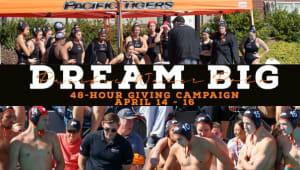 Pacific Water Polo BIG DREAM Campaign