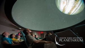 Wayne State University Planetarium Support