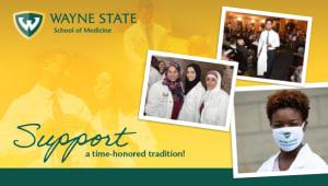 White Coat Sponsorship Program