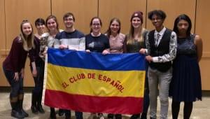 El Club Hispano Rising Member Scholarship 2021