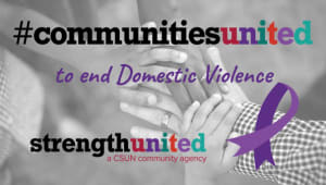 Communities United to End Domestic Violence