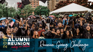 Tepper School Class of 2018 Reunion Challenge