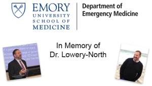 In Memory of Dr. Lowery-North