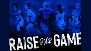 Raise Our Game - Athletics Excellence Fund