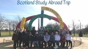 Human Performance & Sport Study Abroad Trip