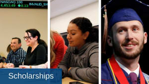 Scholarships - Day of Giving
