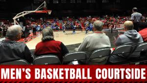 Men's Basketball Courtside