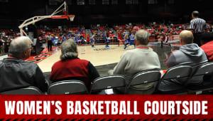 Women's Basketball Courtside