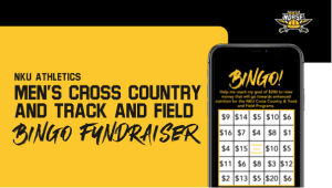 Men's Cross Country and Track & Field
