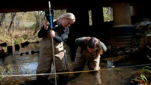 Support Watershed Restoration & Research