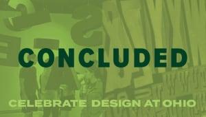 Celebrate Design at OHIO