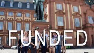 Arlene Greenstein Study Abroad Scholarship