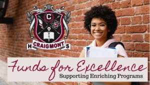 Craigmont High School  Funds For Excellence Campaign