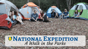 National Expedition: A Walk in the Parks