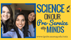 Science on our Pre-Service Minds
