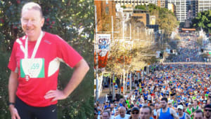 Paul Martin - Save Sight Institute City2Surf 2019 Team