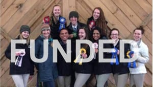 Tufts Equestrian Team Access Scholarship