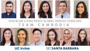 Global Service Scholars: Cambodia