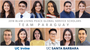 Global Service Scholars: Paraguay