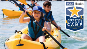UCLA Operation Mend proudly presents: Operation Summer Camp!
