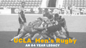 Support the Scrum: UCLA Men's Rugby 18-19
