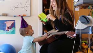 Lilah's Mattel Children's Hospital Fundraiser