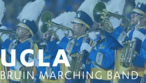 Support the UCLA Bruin Marching Band!