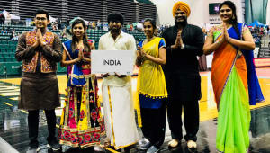 Indian International Scholarship Fund
