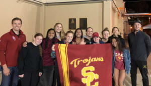 Women's Club Water Polo at USC