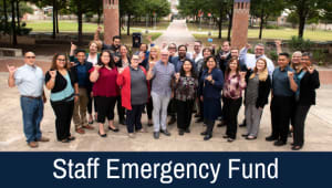 Staff Emergency Fund