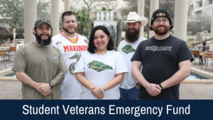 Student Veterans Emergency Fund