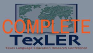 TexLER Student-Led Conference