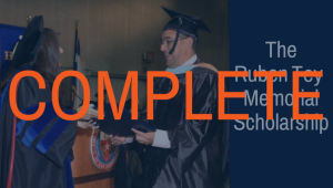 Ruben Tey Memorial Scholarship