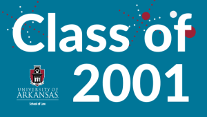 2001 Class Challenge for Law School Scholarships